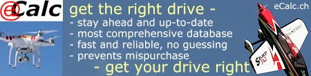 eCalc - get your drive right